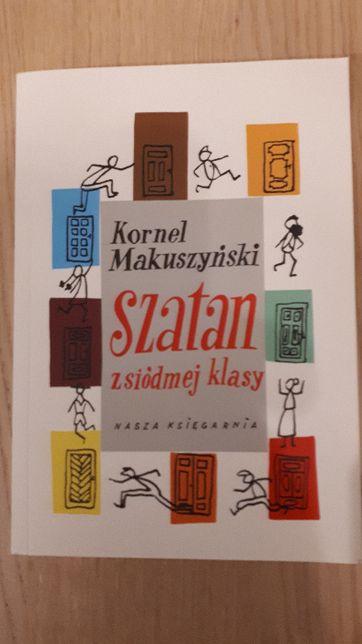 Lektura Szatan z siódmej klasy Kornel Makuszyński