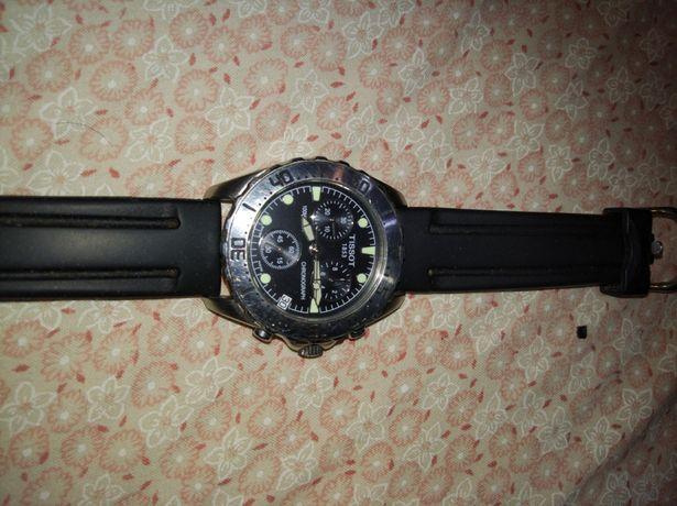 Relógio tissot cronografo
