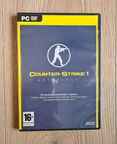 Counter Strike 1 Anthology PC DVD