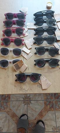 Okularki przeciwsłoneczne Dziewczynka