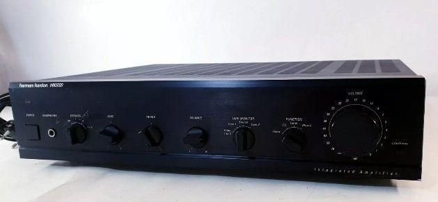 Harman Kardon HK6100 Amplificador Made in Japan Vintage