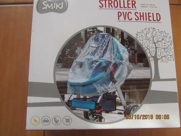 Osłona do wózka Smiki (folia do wózka)