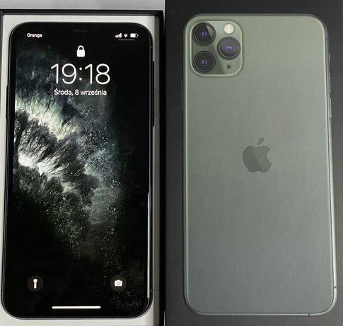 iPhone 11 Pro Max 256GB Midnight Green POZNAŃ
