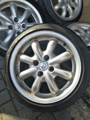 Felgi aluminiowe Renault Intra R15