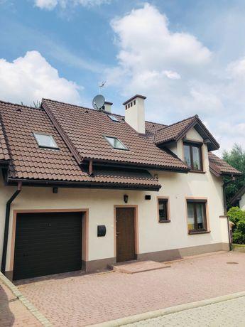 Dom na wynajem 134m2, Węgrzce (Kraków) umeblowany, garaż, ogród, taras
