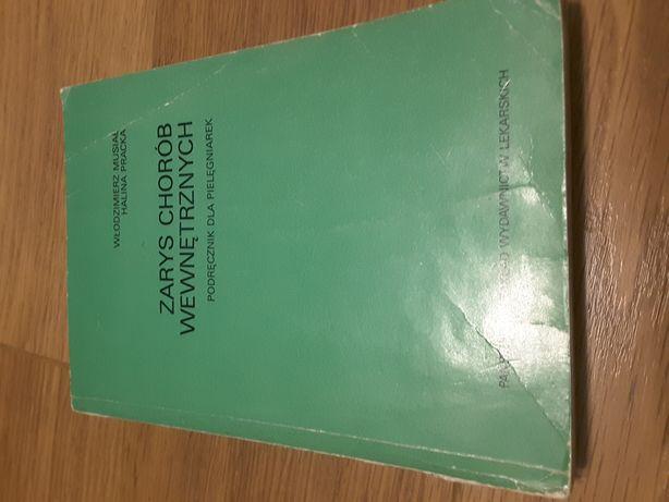 Zarys Chorób Wewnętrznych podręcznik dla pielęgniarek