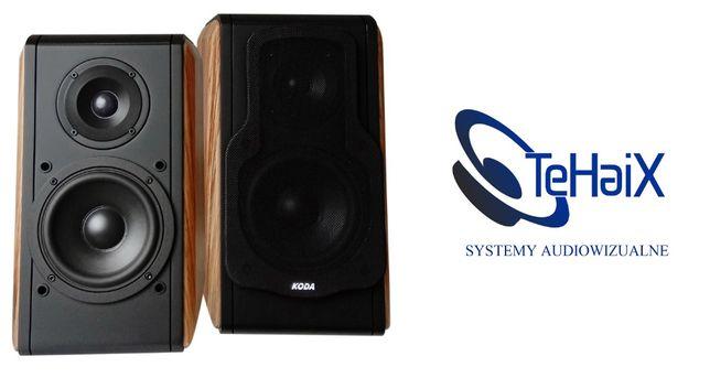 Koda K-2000B MkII kolumny stereo walnut