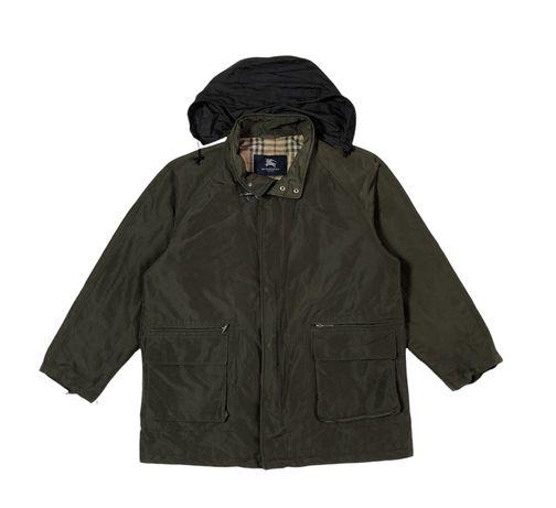 Мужская куртка ветровка Burberry like aquascutum