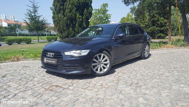 Audi A6 Avant Sport