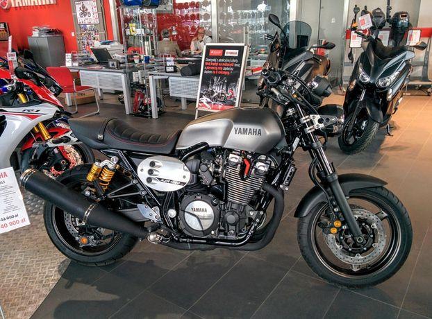 Yamaha XJR 1300 model 2016