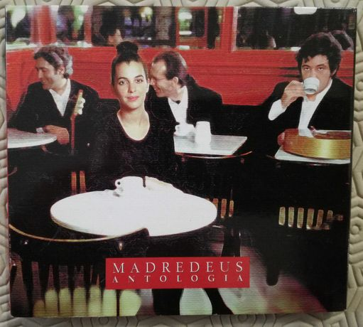 Madredeus (álbum)