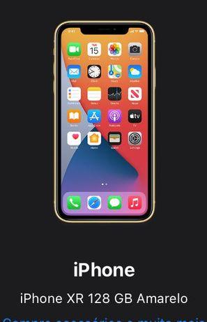 iPhone XR 128g em bom estado