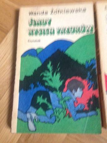 Komplet książek przygodowych dla młodzieży - 5 sztuk w jednej serii!