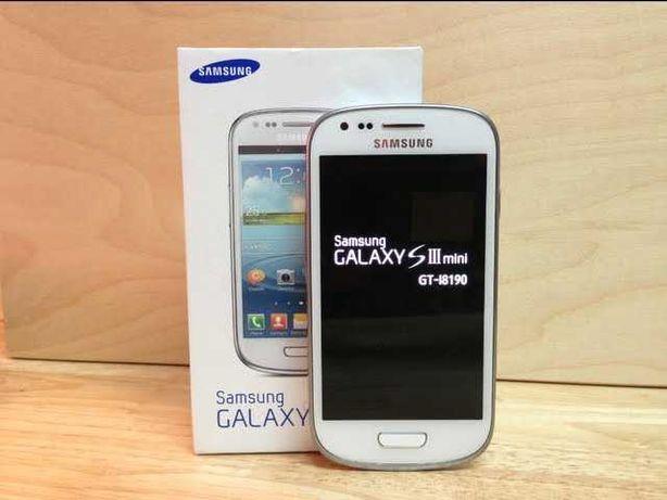 Samsung Galaxy S3 Mini i8190 branco