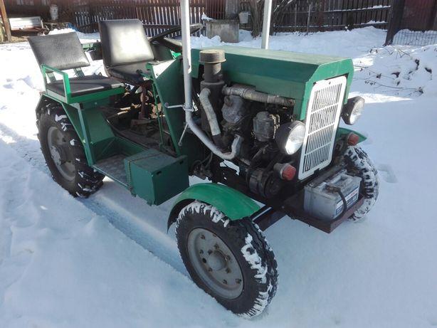 Traktorek sam multicar