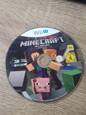 Gra minecraft wii u