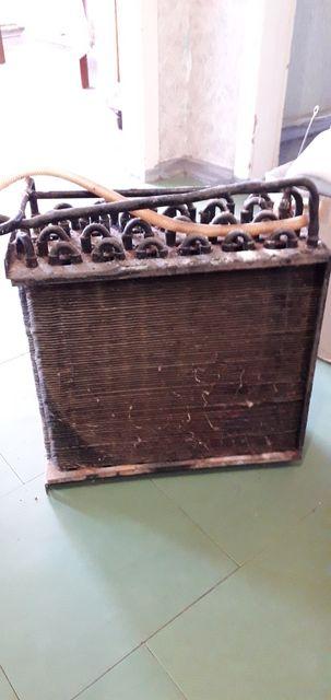 Радиатор промышленый сморозильного шкафа