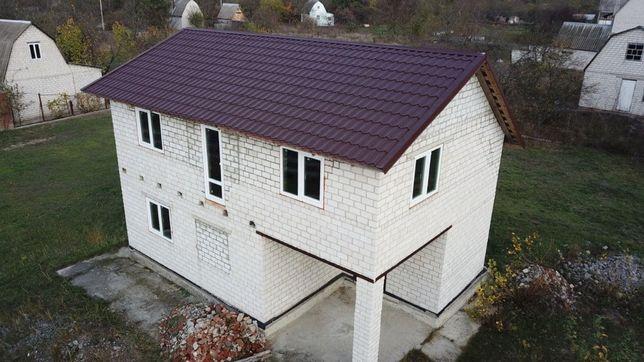 Продається недобудований будинок в с Ліпляве Черкаської області