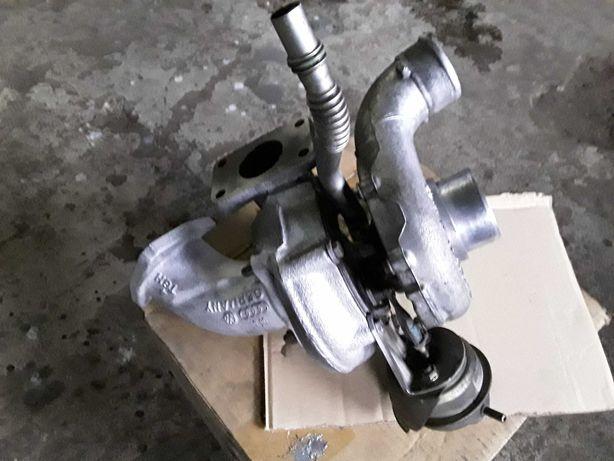 Audi 2.5tdi V6 motor AFB -turbina kpl.
