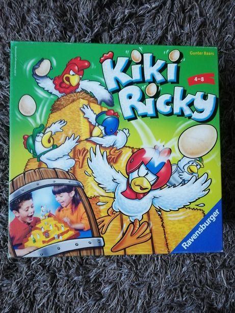 Kiki Ricky gra zręcznościowa Ravensburger
