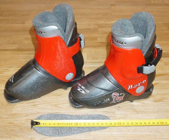 Buty narciarskie dziecięce Dalbello SX Tiger dł. wkł. 18 cm