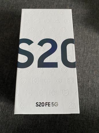 Samsung Galaxy S20 FE 5G NOWY dual Niebieski gwarancja
