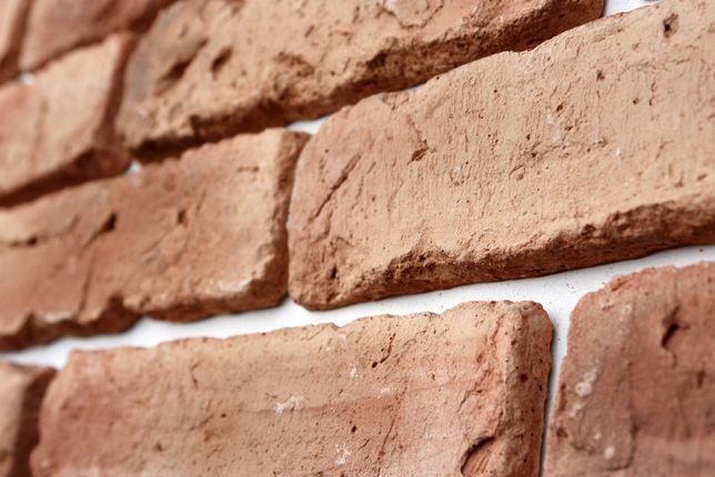 Stara Cegła - Płytki Dekoracyjne na ściane jak rozbiórkowa ,jak lico