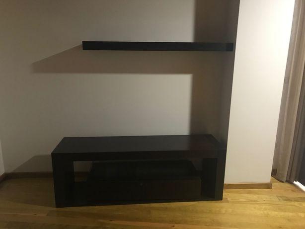 Móvel TV com gaveta e prateleira