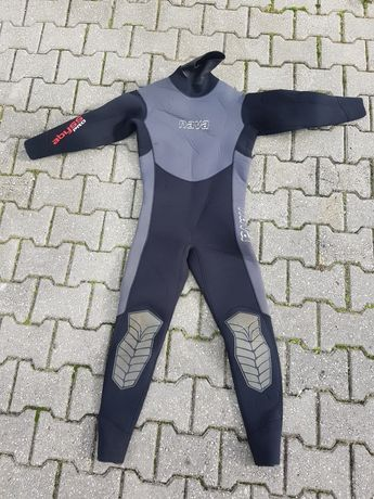Fato semi-seco mergulho Nava Abiss Pro