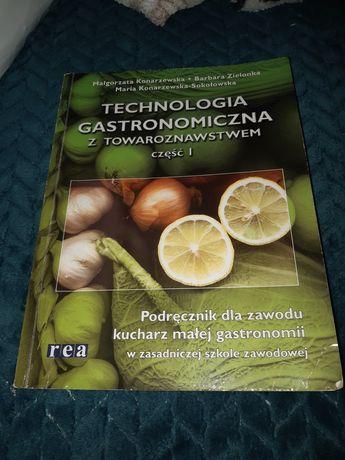 Sprzedam ksiazke Technologia Gastronomiczna z towaroznawstwem część 1