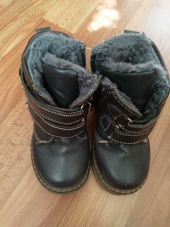 Продам ботинки детские 14,5-15 см