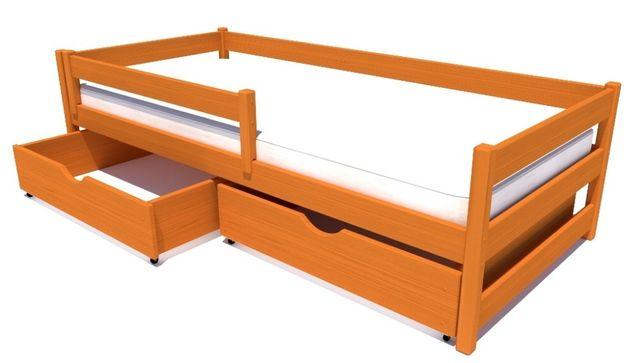 MINI Premium - nowość - łóżeczko dziecięce z drewna sosnowego