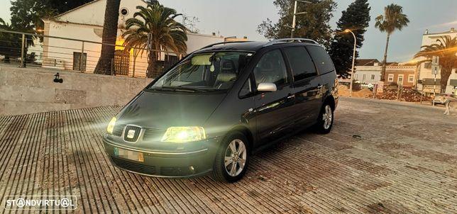 SEAT Alhambra 2.0 TDi Liberty Sport