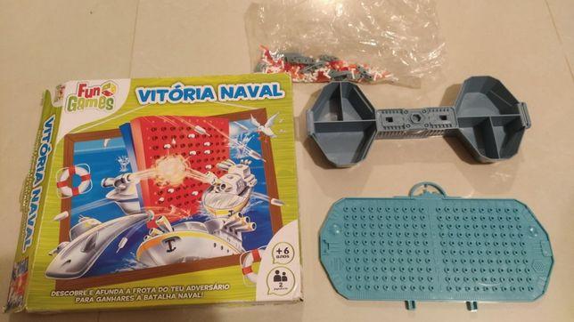 Jogo Infantil Batalha Naval (+ 6 Anos)