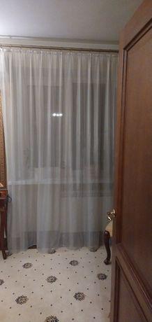 Тюль на окно готовая