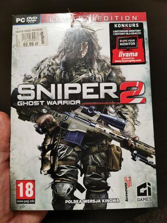 Gra PC - Sniper 2 Ghost of Warrior PL