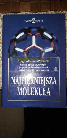 Sprzedam książkę Najpiękniejsza molekuła Hugh Aldersey-Williams