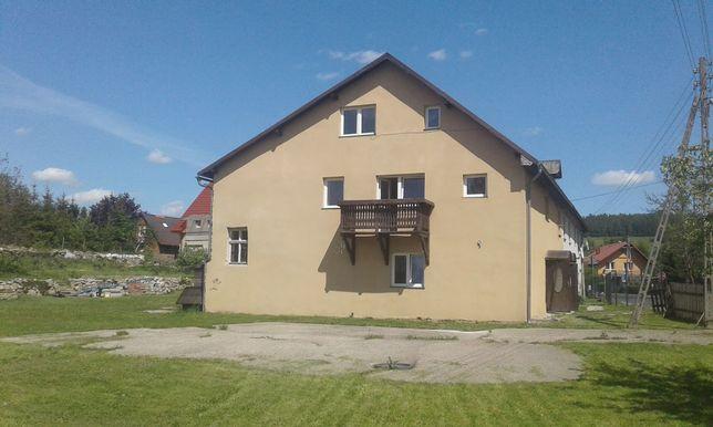 Dom z widokiem na zalew w Sosnówce bliźniak