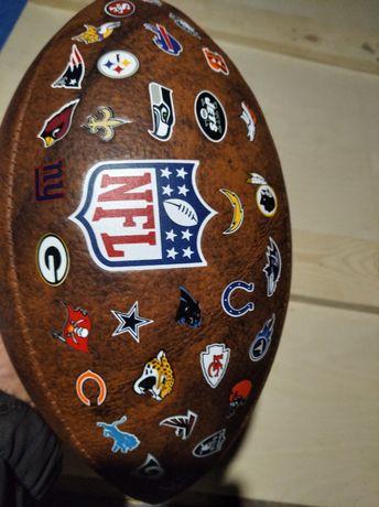 Мяч Wilson NFL 32 Team Logo American Football