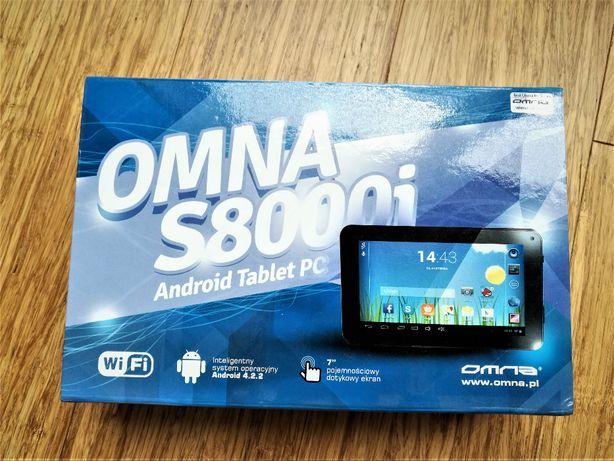tablet s8000i - czarny