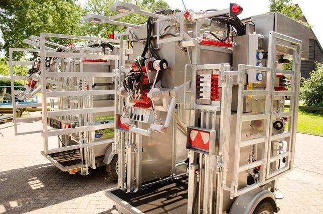 DAN-VET Korekcja racic i leczenie kulawizn bydła