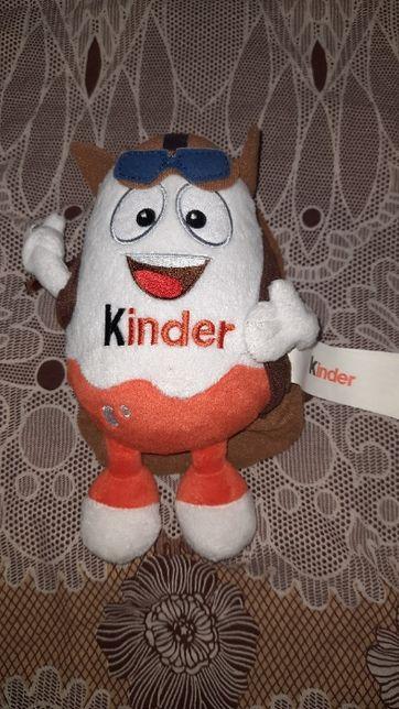 Мягка игрушка киндер сюрприз Kinder Surprise