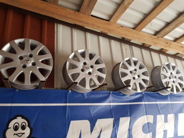 Felgi Aluminiowe Nissan Almera R16 4x114.3 ET40-6J