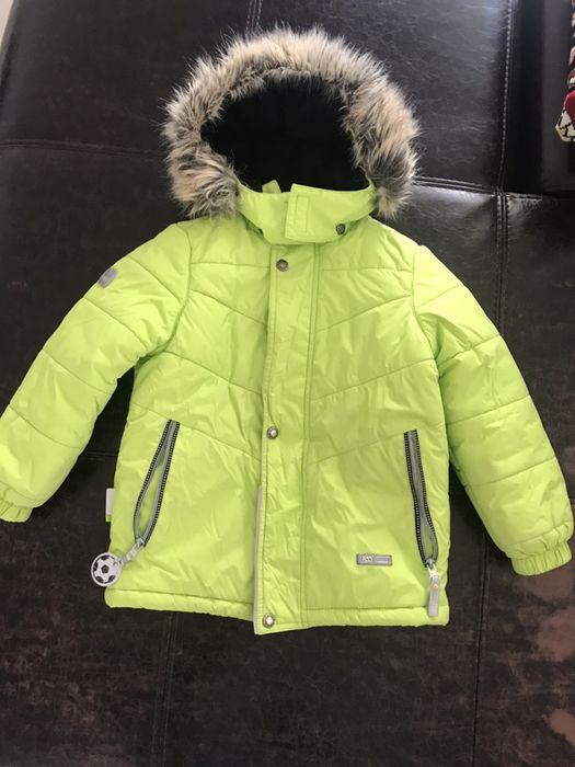 Куртка зимняя lenne Киев - изображение 1
