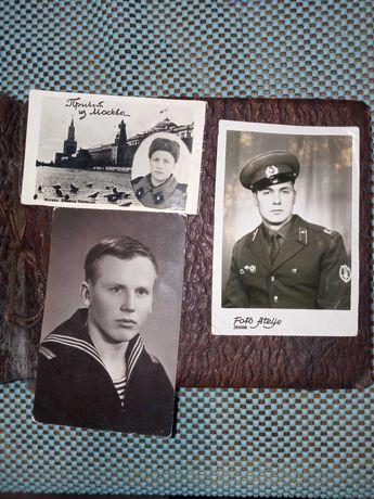Stare zdjęcia żołnierze Rosja