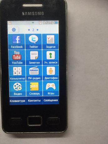 Телефон Samsung Star 2 GT-S5260