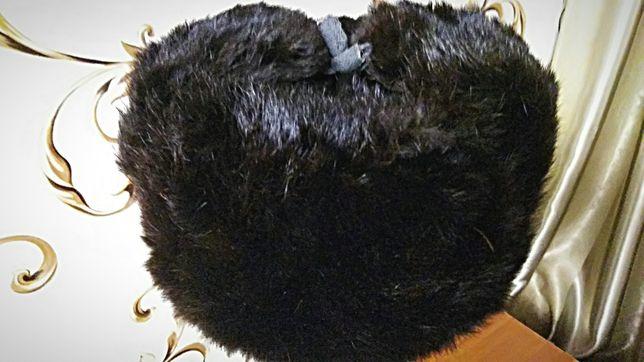 Мужская кроликовая шапка ушанка, СССР