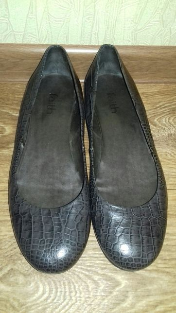 Туфли кожа р.40