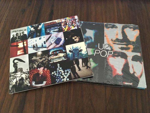 2 cds U2 - Novos