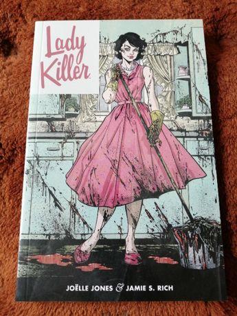 """Komiks """"Lady Killer t.1"""" Joelle Jones"""